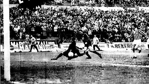 «Rete di Evair!», 30 anni fa l'Atalanta batte la Juve: ascolta l'audio originale di Corbani