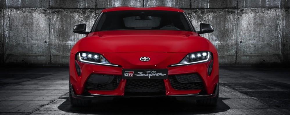 Toyota GR Supra La supersportiva