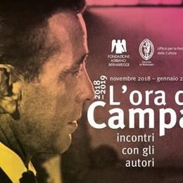 Alessandro Rosina a l'ora del Campari
