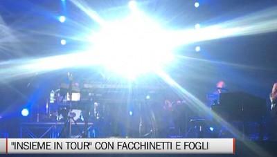 Bergamo impazzisce per Insieme in tour Grande energia e commozione a teatro