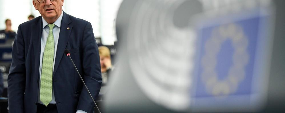 Mea culpa di Juncker e la prova italiana