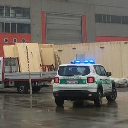 Nuovo incidente sul lavoro a Gorlago Operaio di 45 anni ferito sul cantiere