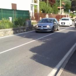 Ponteranica, altro schianto in via Valbona Due anni fa morì una donna di 69 anni