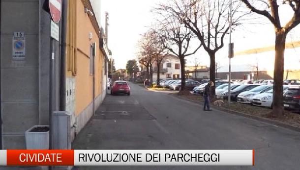 Rivoluzione dei parcheggi a Cividate al Piano. Investiti oltre 100mila euro
