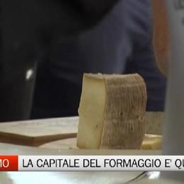 Torna FORME: Bergamo per quattro giorni capitale mondiale del formaggio