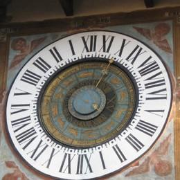 Clusone e la Val Seriana lanciano la sfida «L'orologio Fanzago tra i siti Unesco»