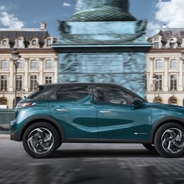 DS 3 Crossback Il Suv compatto
