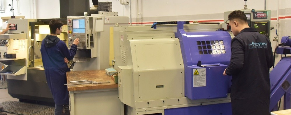 Laboratorio di meccanica d'eccellenza   Il Patronato lancia il progetto «Afp tools»