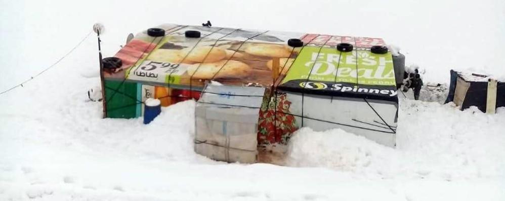 Se I bimbi siriani muoiono di gelo