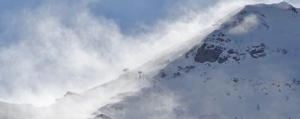 Attenzione alle raffiche di vento Irruzione artica: arriva il freddo