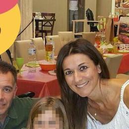 Il marito racconta la vita della moglie «La mia Stefania, tra lavoro e famiglia»