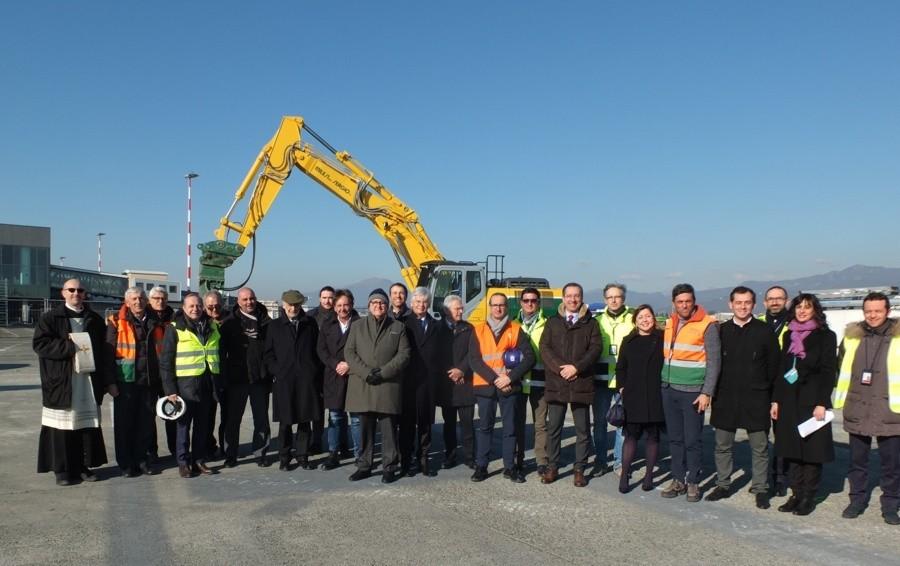 Aeroporto, via ai lavori di ampliamento Cantiere da 14,4 milioni di euro