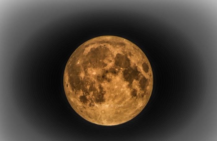 Super Luna da Scanzorosciate