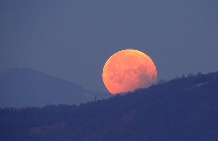 La luna di Mirco Bonacorsi