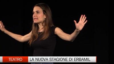 La comicità di Giulia Pont apre la nuova stagione di Teatro Erbamil