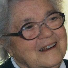 Treviglio piange la «sua» maestra Addio a Giuseppina Gusmini