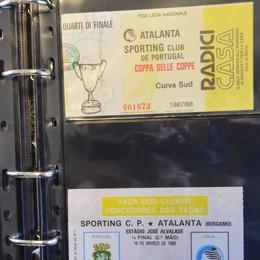 Il tesoro del maresciallo/7 I biglietti europei e un sogno: «Ofi Creta-Atalanta»