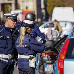 Bergamo al volante: 199 mila violazioni Almeno 11 mila i punti della patente persi