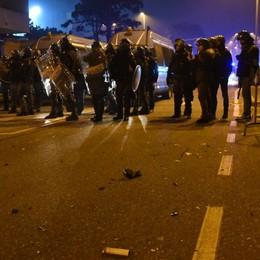 Atalanta-Roma, nove ultrà condannati per gli scontri