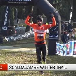 Carvico, la Scaldagambe Winter Trail