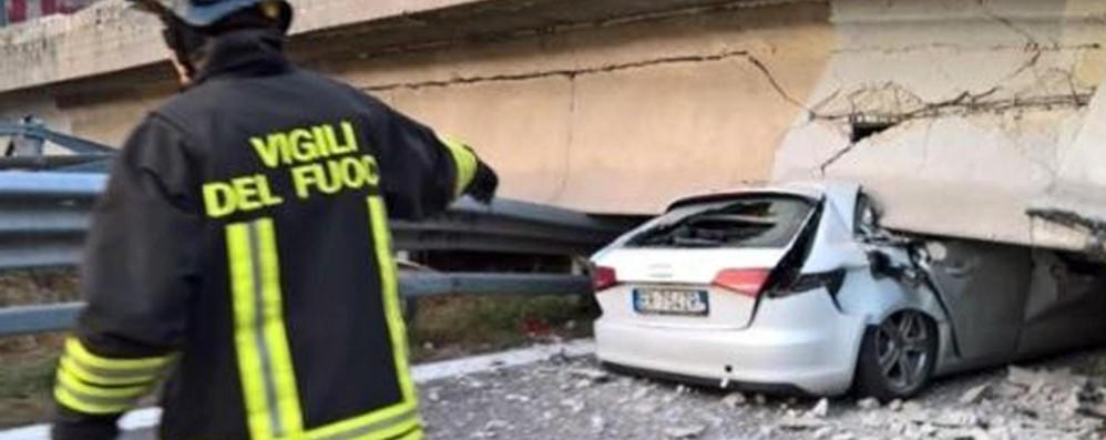 Crollo del ponte di Annone, sei indagati Due sono dirigenti in Provincia a Bergamo