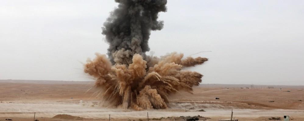 Medioriente, le sorti decise con le bombe