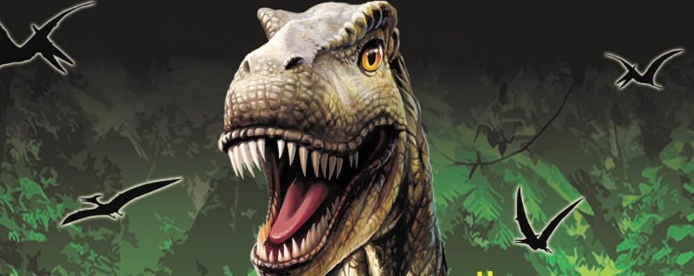 Nostalgia dei dinosauri? Eccoli a Milano