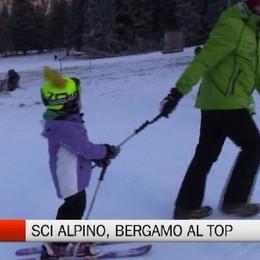Csi - Campionati regionali di sci: Bergamo al top