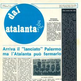 Ecco «Dai Atalanta». Con la prima foto di Cesare Bortolotti, «nuovo dirigente»