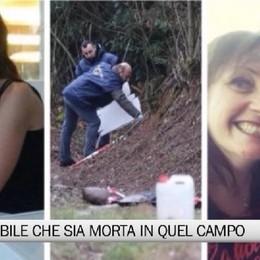 Stefania forse  morta nel campo Sopralluogo nella villetta e nel garage
