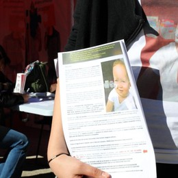 Trapianto riuscito, il piccolo Alex ringrazia  il grande cuore dei donatori di Bergamo