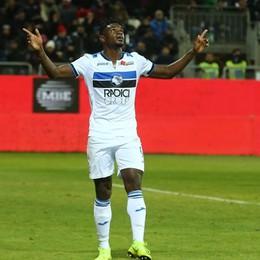 Atalanta, match con vista Champions Duello Zapata-Dzeko contro la Roma