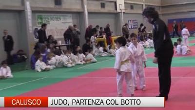 Csi - Partenza con il botto per il judo