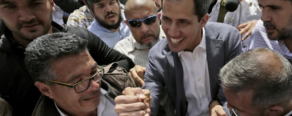 Il Venezuela dramma già visto