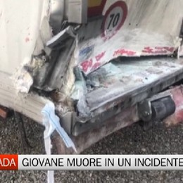 Bergamo - Incidente in A4: muore ex manager di Chiara Ferragni