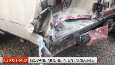 Bergamo - Incidente in A4: muore ex manager di Chiara Ferragni