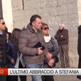 Gorlago - L'ultimo abbraccio a Stefania Crotti