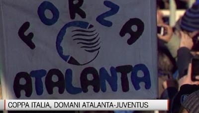 Coppa Italia, grande attesa per Atalanta-Juventus