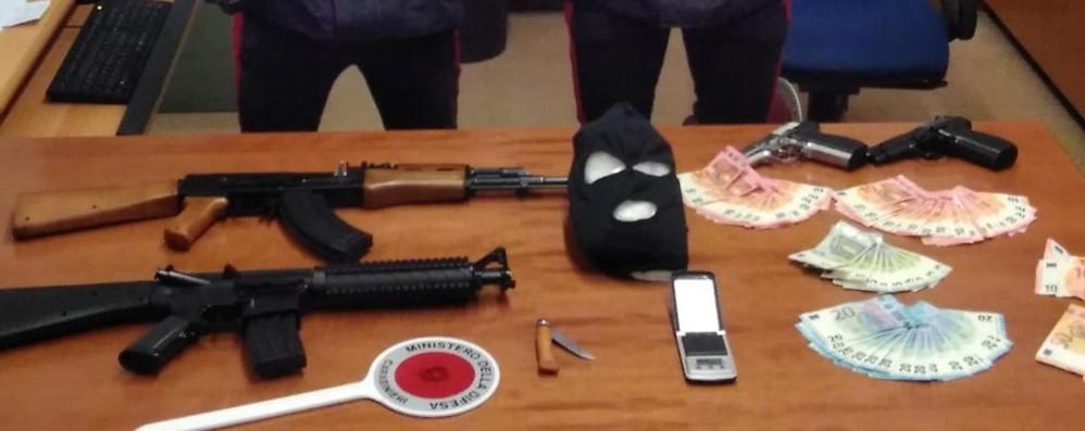 Dopo una rapina, investirono i carabinieri 14 ore di fuga, ora condanne per 11 anni
