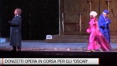Bergamo - Il Festival Donizetti Opera in corsa per gli Oscar