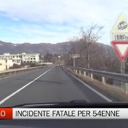 Gorlago - Incidente fatale per un operaio di 54 anni