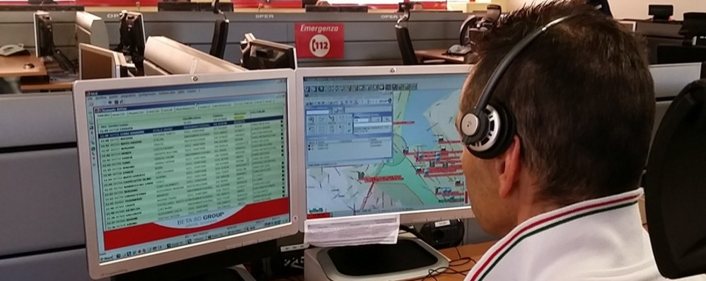 Più di 800 chiamate al giorno al «112» Ben 360 sono «false» emergenze