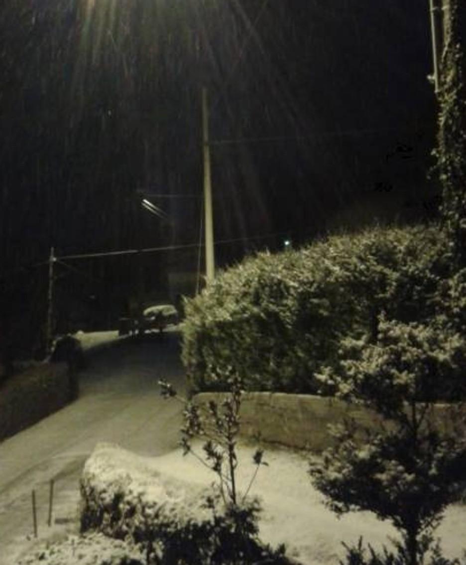 Neve a Taleggio