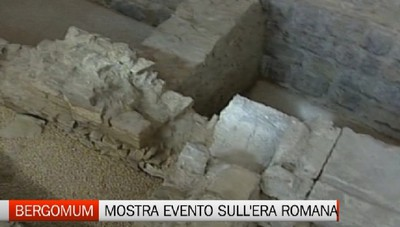 La Bergamo romana in una mostra evento per riscoprire la nostra storia