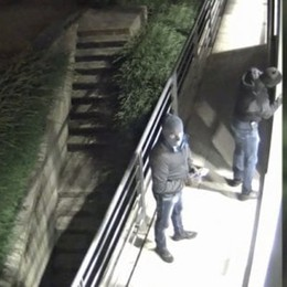 Razzie e fughe con il bolide a 250 all'ora Cinque arresti: 21 furti nella Bergamasca