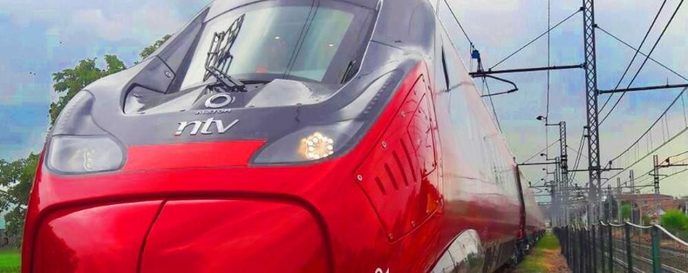 Treni, Italo arriverà fino a Napoli Si parte l'11 marzo: biglietti in vendita
