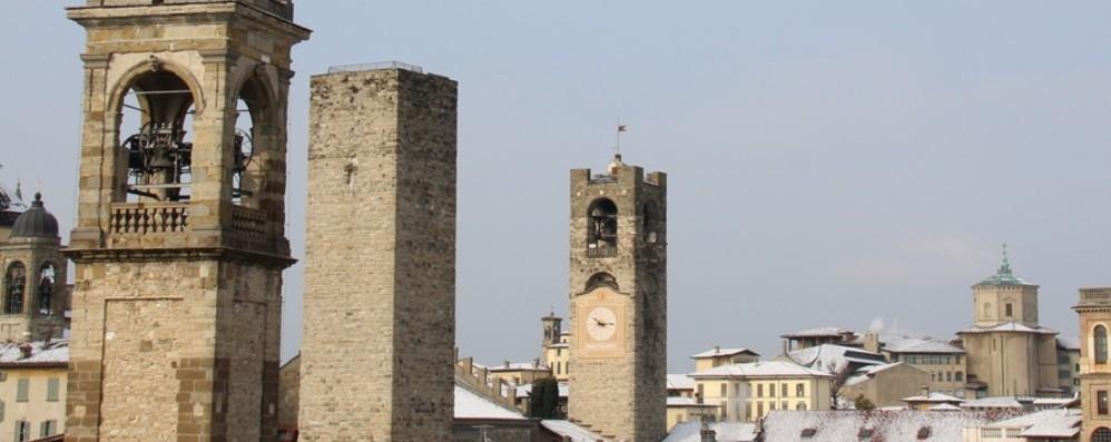 Neve, Bergamo tra le città a rischio Scuole chiuse a Vilminore e Valbondione