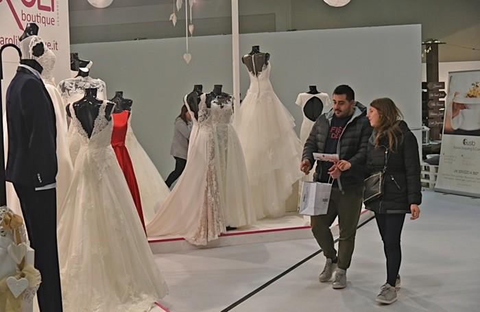 6d2b59dbbf6f Un matrimonio indimenticabile In Fiera c è «Bergamo Sposi» - Bergamo ...