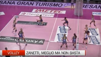 Zanetti: gioca meglio, ma non basta ancora