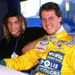 Glenn: «Io e Caniggia i primi a incontrare Schumacher in Italia»